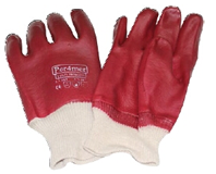 Chemical Gloves Knit Wrists