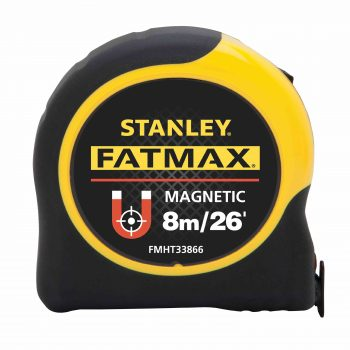 8m/26 Ft FATMAX® Magnetic Tape Measure