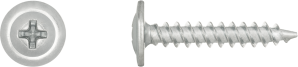 Screws For Steel, Pvc And Timber