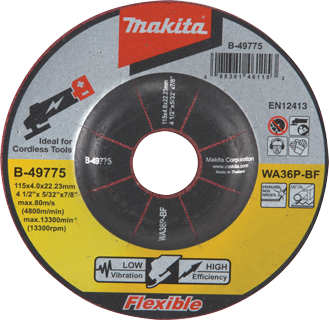 Flexible Grinding Wheel (B-series)