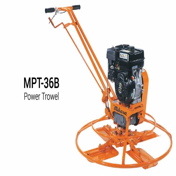 POWER TROWEL MPT-36B